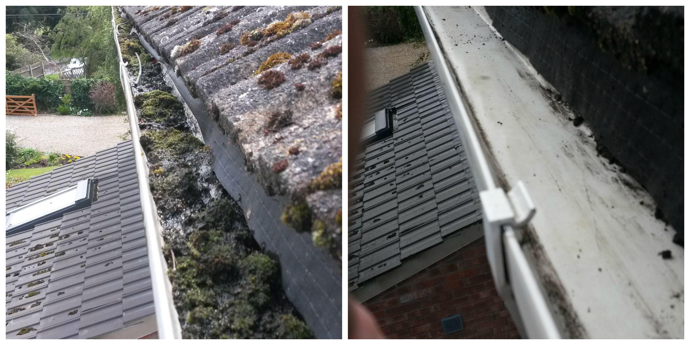 Norfolk Pressure Washinggutters Blocked Let Us Clear Them